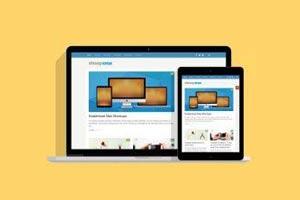 Redesign der Webseite Designtrax