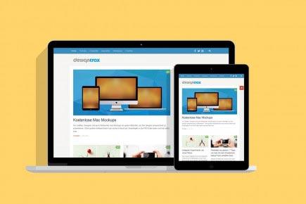 Designtrax 2014 - Responsive Webdesign