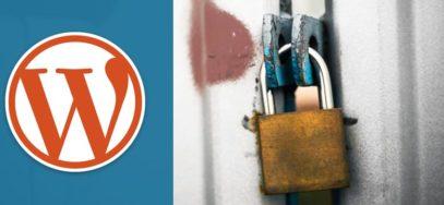 WordPress Sicherheit erhöhen