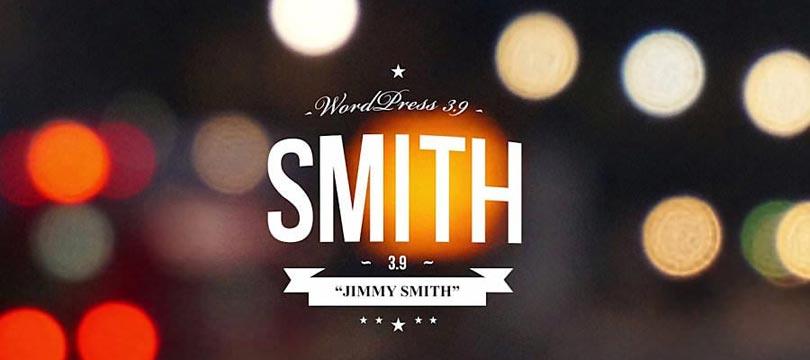 """WordPress 3.9 """"Smith"""" veröffentlicht"""
