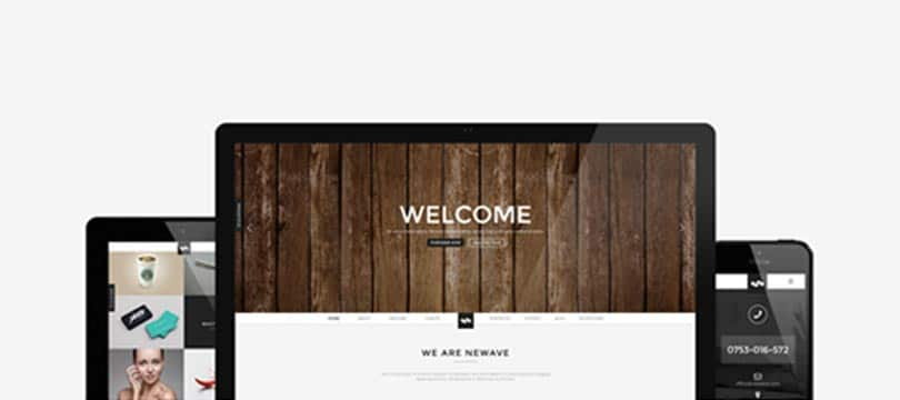 5 One Page WordPress Themes