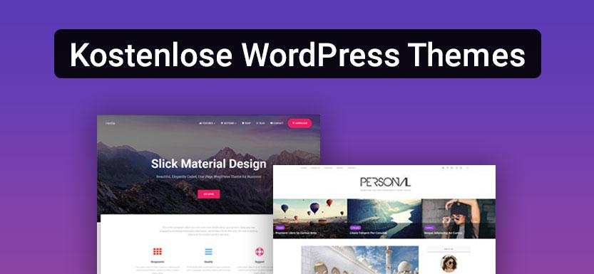 Kostenlose Wordpress Themes Wp Agentur Webtimiser