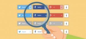 Share Buttons datenschutzkonform einbinden