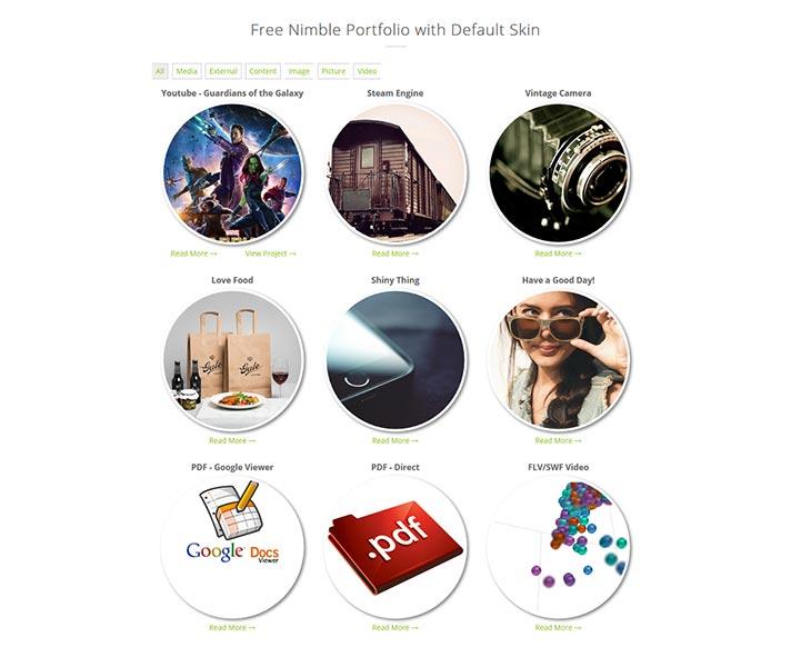 Nimble Portfolio Overview