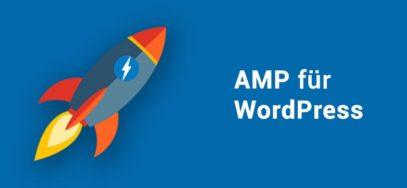 AMP für WordPress Webseiten