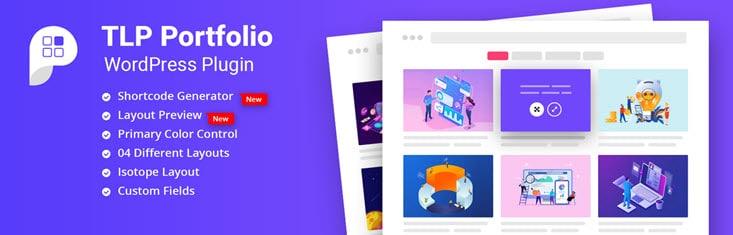 tlp portfolio plugin