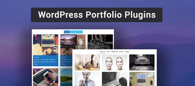 WordPress Portfolio Plugins im Test