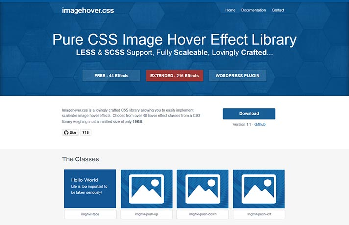 imagehover css