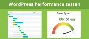 Wordpress Performance testen