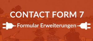 Formular erweiterungen für contact form 7