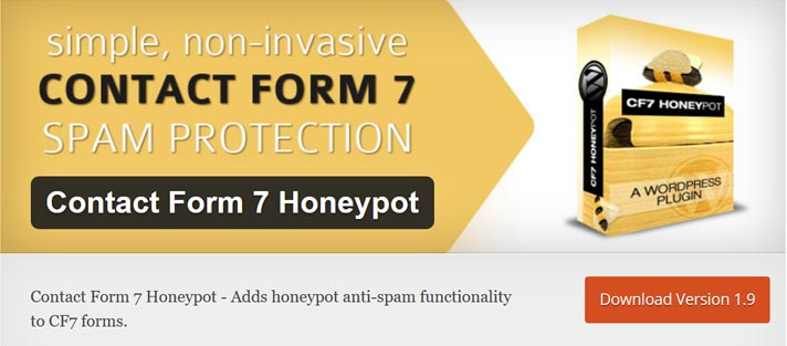 honeypot for cf7