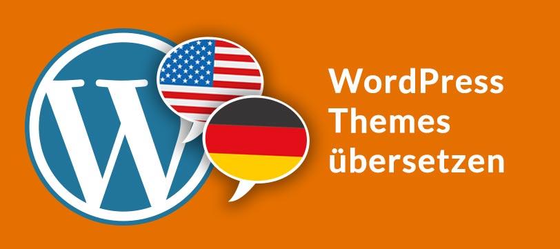 WordPress Theme übersetzen – so geht's