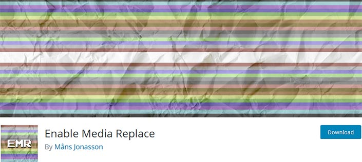 nützliche WordPress Plugins - Enable Media Replace