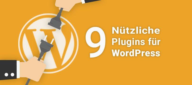 nützliche WordPress Plugins