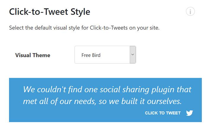 Inline Tweets
