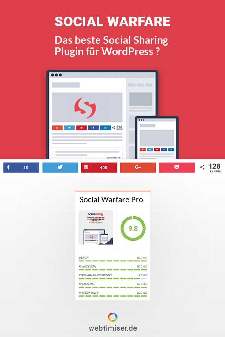 Das ultimative Sharing Plugin für #WordPress