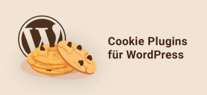 Cookie Plugins für WordPress