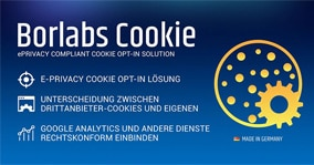 Borlabs Cookie Banner