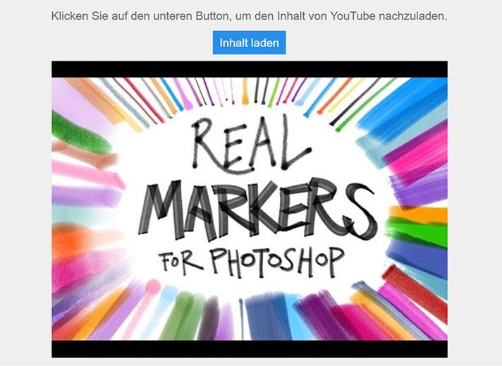 Borlabs youtube blockieren