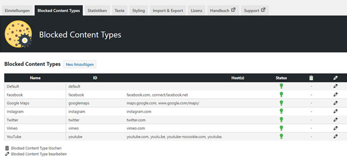 borlabs blocked content types