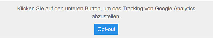 Borlabs Google Opt-Out