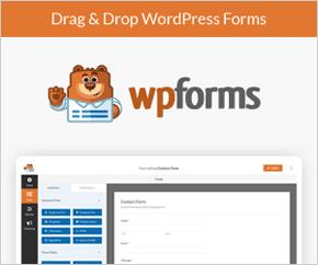 WPForms Banner