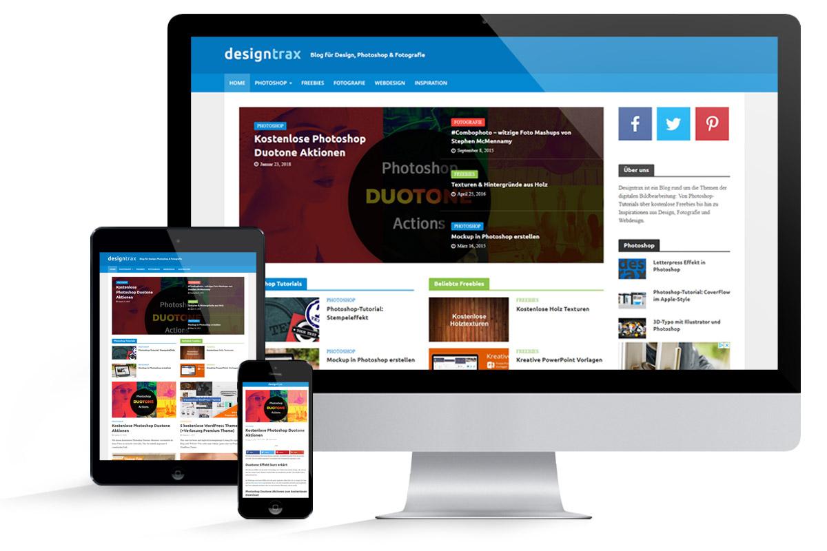 designtrax blog