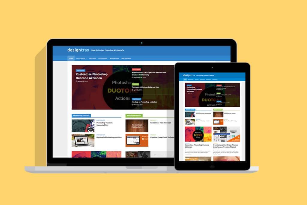 designtrax blog preview