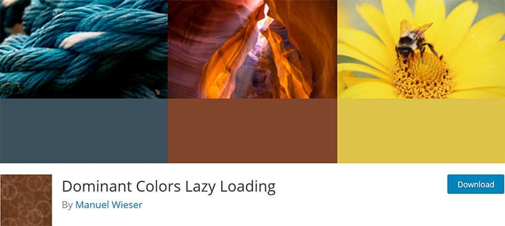 Dominant Colors Lazy Loading