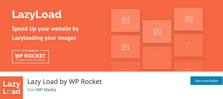 Lazy Load by WP Rocket