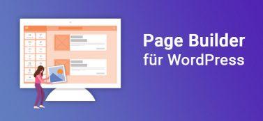 Page Builder für WordPress