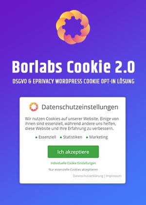 borlabs cookie 2.0 banner