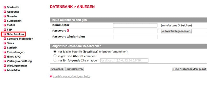 datenbank all inkl