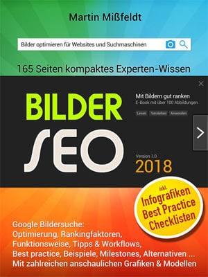 Bilder SEO eBook banner