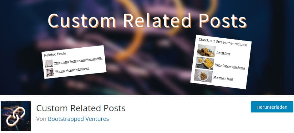 Custom Related Post