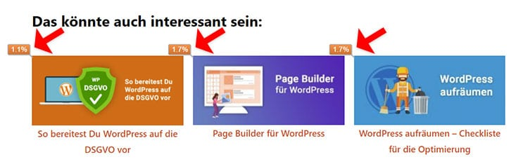 Klickperformance Related Posts
