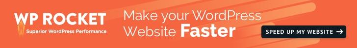 WP Rocket für schnelle Webseiten