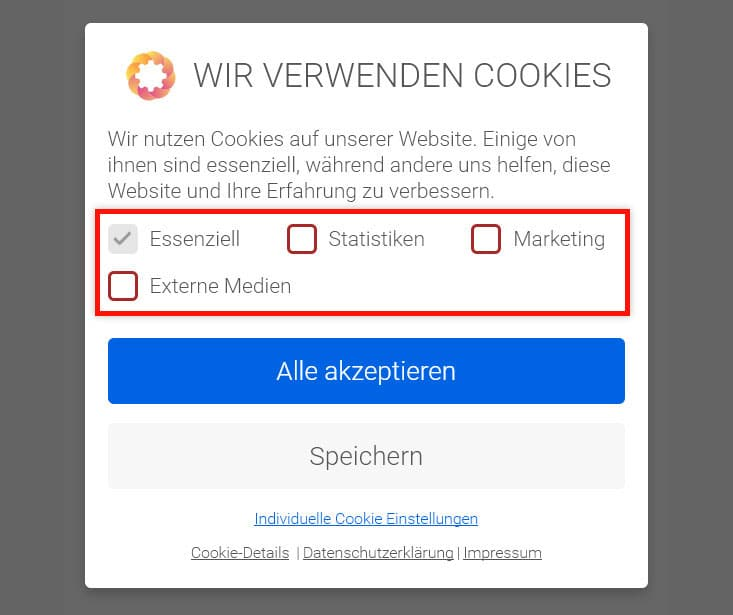 Borlabs Cookie EuGH konform