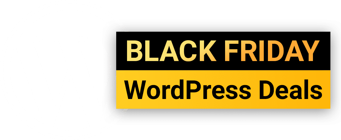 WordPress Black Friday Angebote
