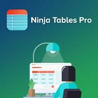 ninja tables