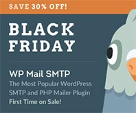 Banner WP Mail smtp
