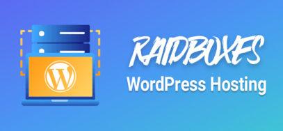 Raidboxes: Managed WordPress Hosting im Test