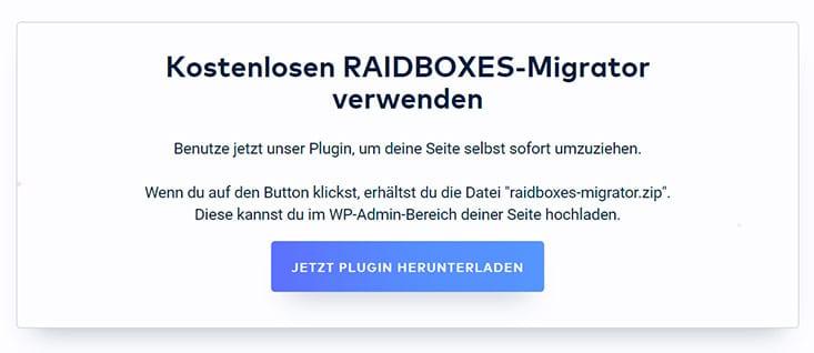 Raidboxes-Migrator