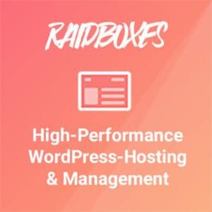 raidboxes hosting test