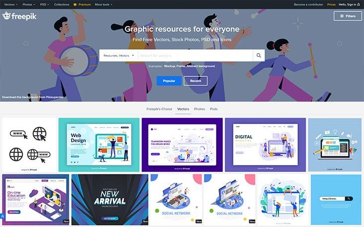 kostenlose grafiken von freepik