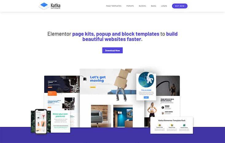 Katka Website