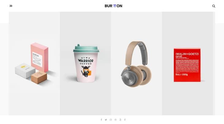 Notio Creative WordPress Portfolio  Themes