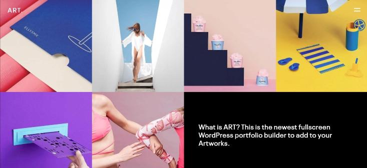 ART Gallery & Portfolio