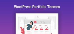 beste wordpress portfolio themes