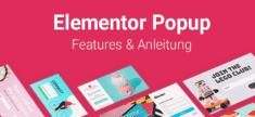 Elementor Popup: Tutorial & Features